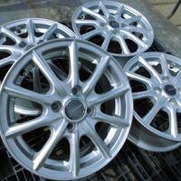 Диски R14 Bridgestone Eco 4х100 (+39) из Японии. Без пробега по РФ