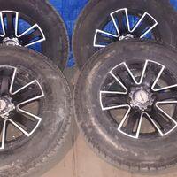 колеса в сборе 275/65R17