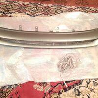 накладки на бампер  для Лексус GX-460 2013-2020г