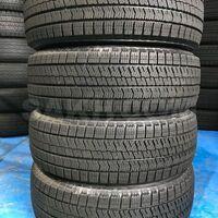 Шины 185/70/14 Bridgestone Blizzak VRX2, Japan, износ 5% 2017г