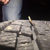 Шины зимние шипованные Dunlop 225/45R17