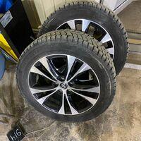Колёса оригинал RAV4 Dunlop Grandtrek SJ6