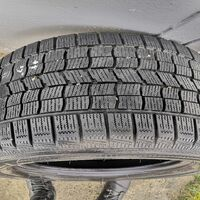 Продам комплект шин 225/55r17