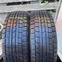 215/60R16 пара шин Dunlop без пробега по РФ