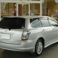 стопы белые Corolla Fielder NZE144/NZE141/ZRE144 2006-2012 г диодные