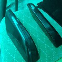 Заглушка рейлинга задняя правая и левая