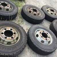 новое поступление грузовой резины 225 80 17.5 и дисков r17.5 r20