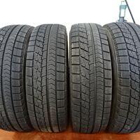 Шины 185/70/14 Bridgestone VRX, износ 10%, Japan. Без пробега по РФ
