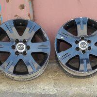 Литые  диски  Nissan  R 17.
