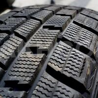 Шины 185/65/15 Dunlop Winter Maxx WM01, Япония. Износ 5%