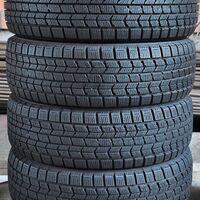 Шины 195/65/15 Dunlop DSX-2, износ 5%, Japan. Без пробега по РФ