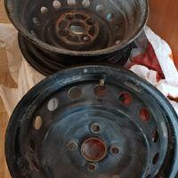 Штампованные колесные диски