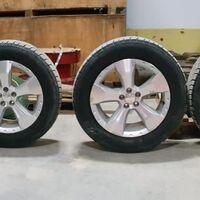 Колеса в сборе Subaru Forester (Зима)