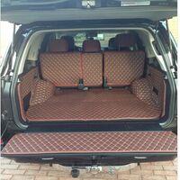 Модельные 3D коврики на полный багажник! Lx570, TLC100-200, Prado120-1