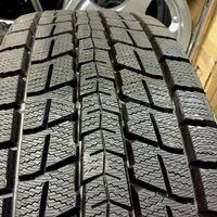 Шины 215/70/16 Dunlop Winter Maxx SJ8, износ 2%. Без пробега по РФ