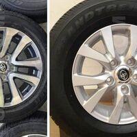 Куплю штатные колеса R18, R20 от TLC200 (или диски) как на фото