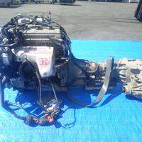 Двигатель/ АКПП Town Ace Noax SR50/ 3S-FE/ 2000г.