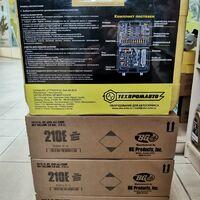 Комплект для промывки инжекторов BG-210 72 шт. + установка