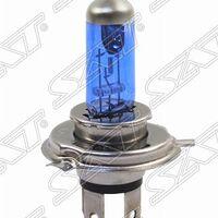 Лампа головного освещения галогенная супер белая  H4 12V 60/55W