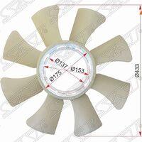 Крыльчатка вентилятора  MITSUBISHI CANTER 94-06 4M40