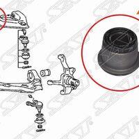 Сайлентблок FR переднего верхнего рычага MMC Delica P03/13 2WD 87-