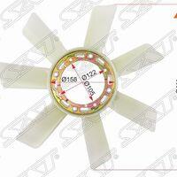 Крыльчатка вентилятора TOYOTA 3B,2-3C#,3S-FE