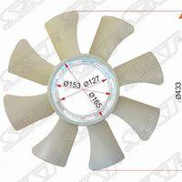 Крыльчатка вентилятора  MITSUBISHI CANTER/FUSO 95-06 6D31
