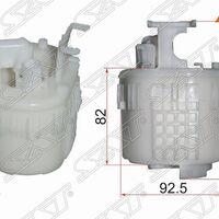 Фильтр топливный погружной MITSUBISHI AIRTREK/OUTLANDER 01-08/DION 99-