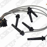 Провода высоковольтные MAZDA GY-DE/MPV 2.5 LW5W 99-01 (кругл.резин.)