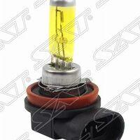 Лампа головного освещения галогенная желтая H11 12V 55W