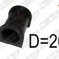 Втулка заднего стабилизатора D=20 MITSUBISHI CHARIOT/GRANDIS/RVR 92-03