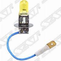 Лампа головного освещения галогенная желтая H3 12V 55W