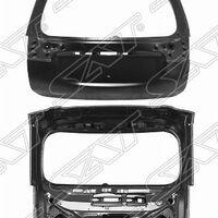 Дверь багажника MITSUBISHI OUTLANDER 15- под камеру и автозакрывание