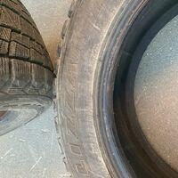 Продам зимнюю резину Bridgestone Blizzak DM-V1, 255/55/R18