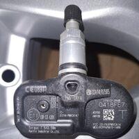 Датчики давления шин от Nissan Patrol, 2019г.