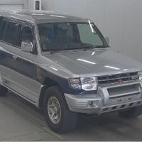 Mitsubishi Pajero v45 в разбор