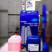 Замена охлаждающей жидкости (Аппаратная замена антифриза)
