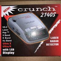 Лазерный Детектор Crunch 2140S