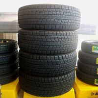 Шины 265/65/17 Dunlop Winter Maxx SJ8, износ 10-15%, 2013г. Japan