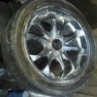 летние колёса на lexus gx 460 r22