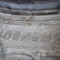 продам шины стояли на джимике175.80.16.