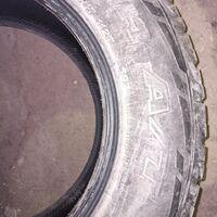 Японские  Bridgestone Blizak DMV2Z 265/65/17 износ 5-10 процентов