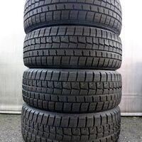 Шины 215/55/17 Dunlop Winter Maxx WM01. Износ 7%. Япония