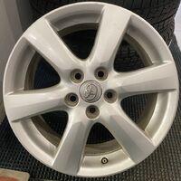 R17 (5-114.3) 7J ET:45 комплект оригинальных дисков Toyota