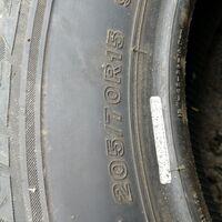 Продам новый 205/70R15