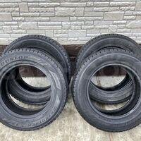 Продам зимние шины Dunlop SJ7 225/65/17