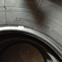 Новые 315/75-16LT Yokohama G075 2020 г /  in Japan