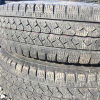 185/65R15 LT пара шин Bridgestone 2013 без пробега по РФ