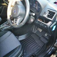 Авто коврики 3D Kamatto для Subaru Forester 12-18г опт и розница