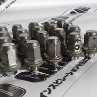 Комплект колесных гаек шаг резьбы 12х1.5 Toyota. Japan. #07